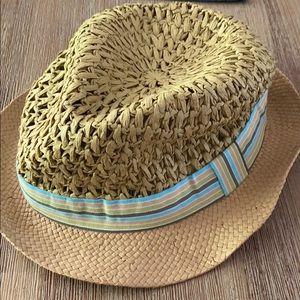 BCBG straw hat